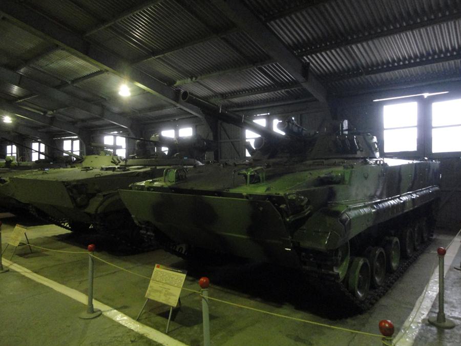 Боевая Машина Пехоты - БМП