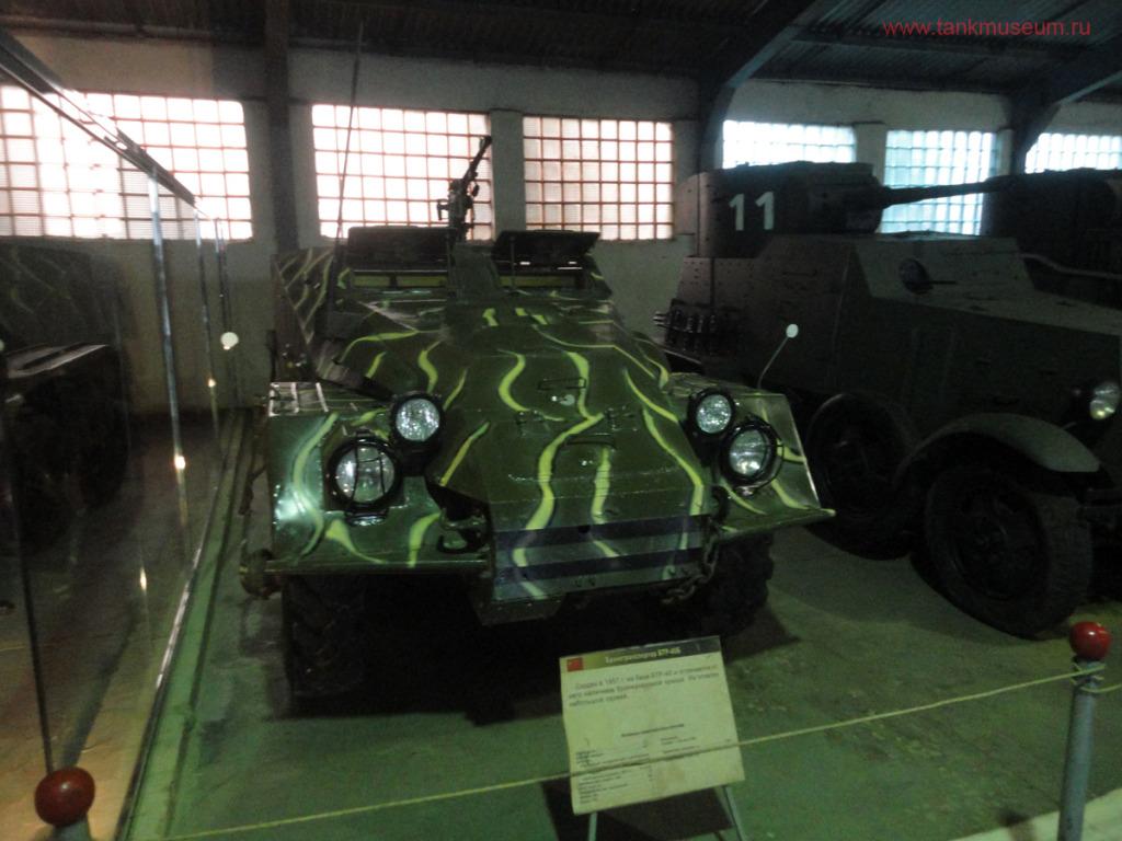 советские броне-автомобили
