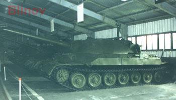 Тяжелый танк ИС-7, объект N260 (N11)