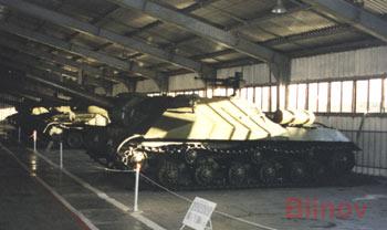 Советские тяжелые танки и самоходные установки | Центральный Музей ...