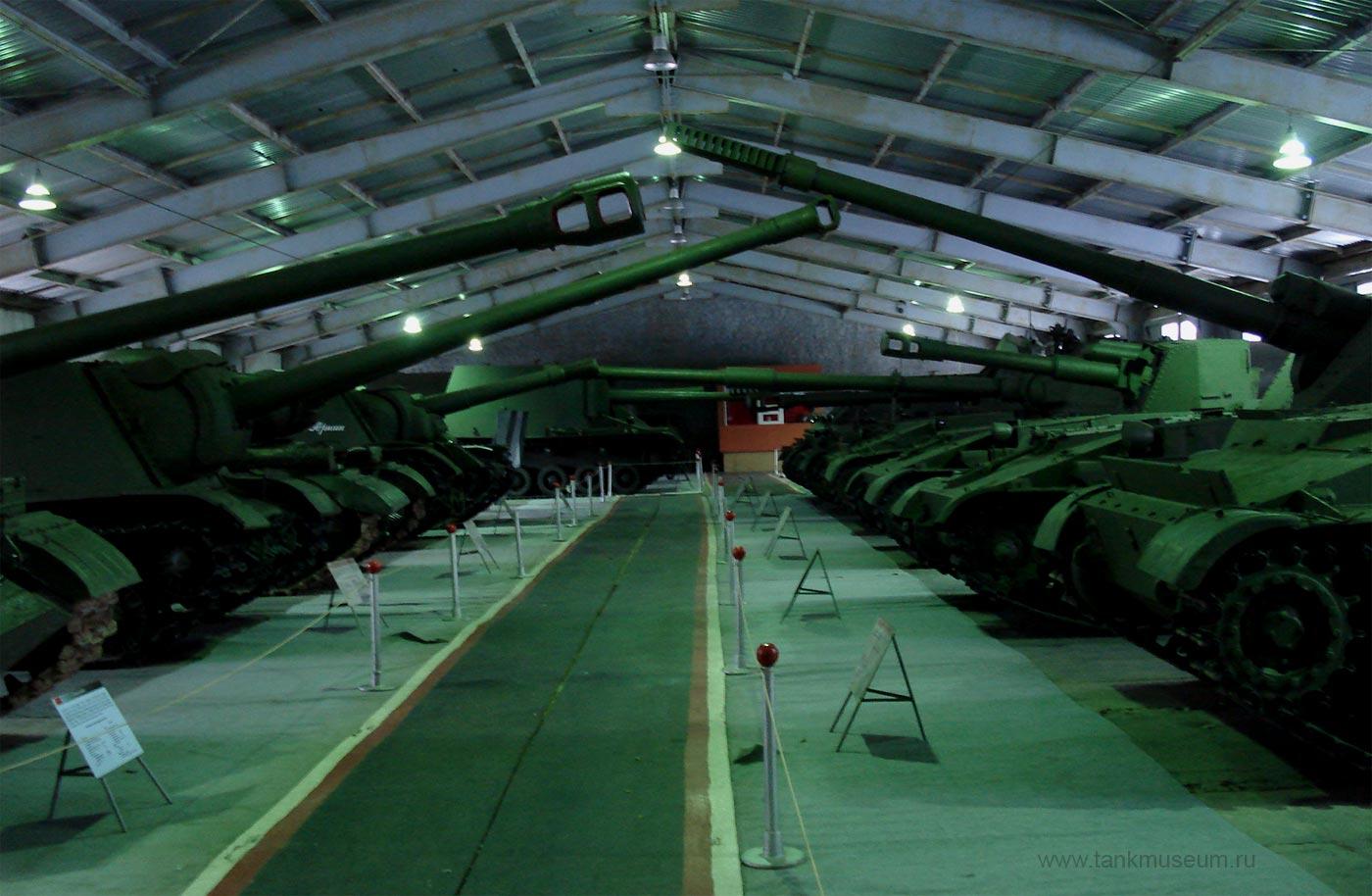 Советские тяжелые танки и САУ