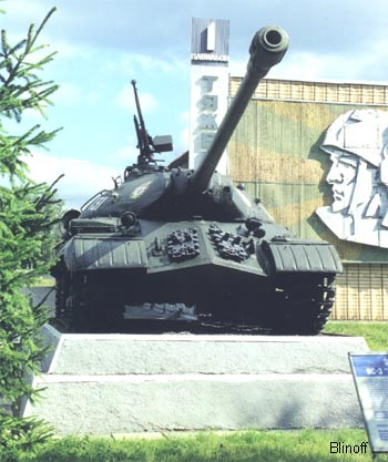 советские тяжелый танки