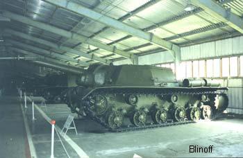 Тяжелая самоходная установка СУ-152 (N5)
