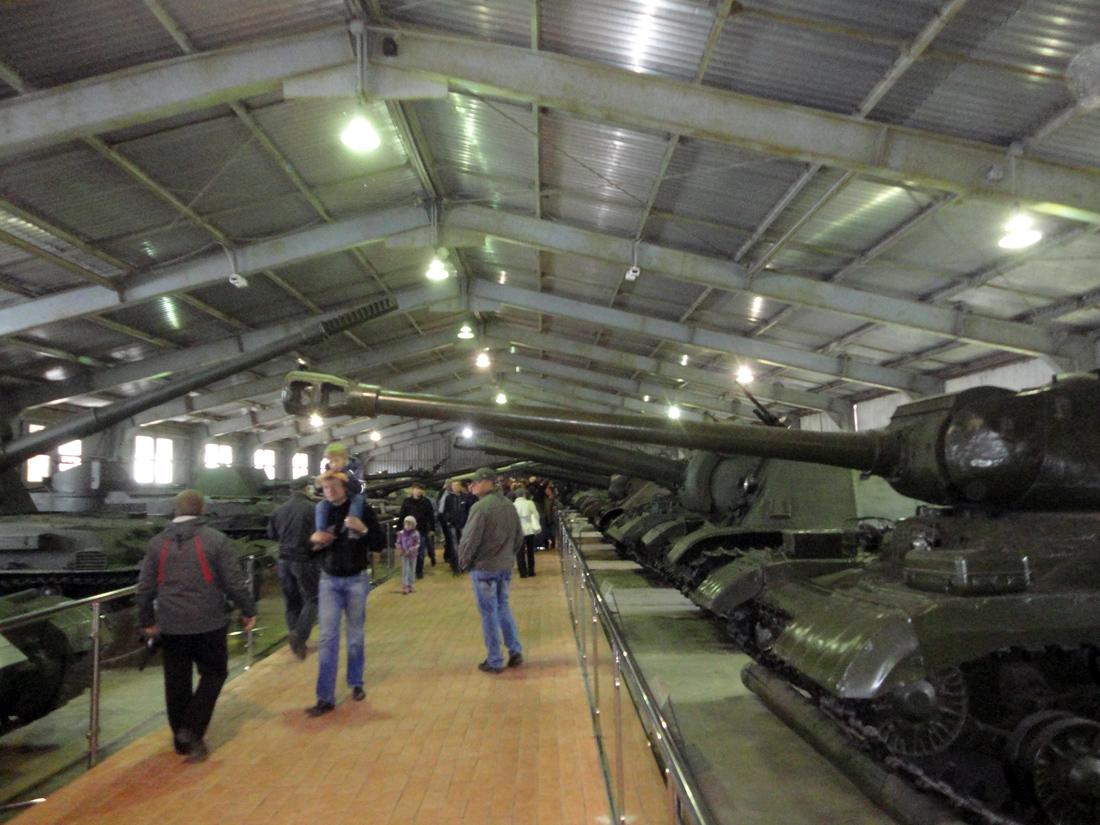 советские тяжелые танки и самоходные установки