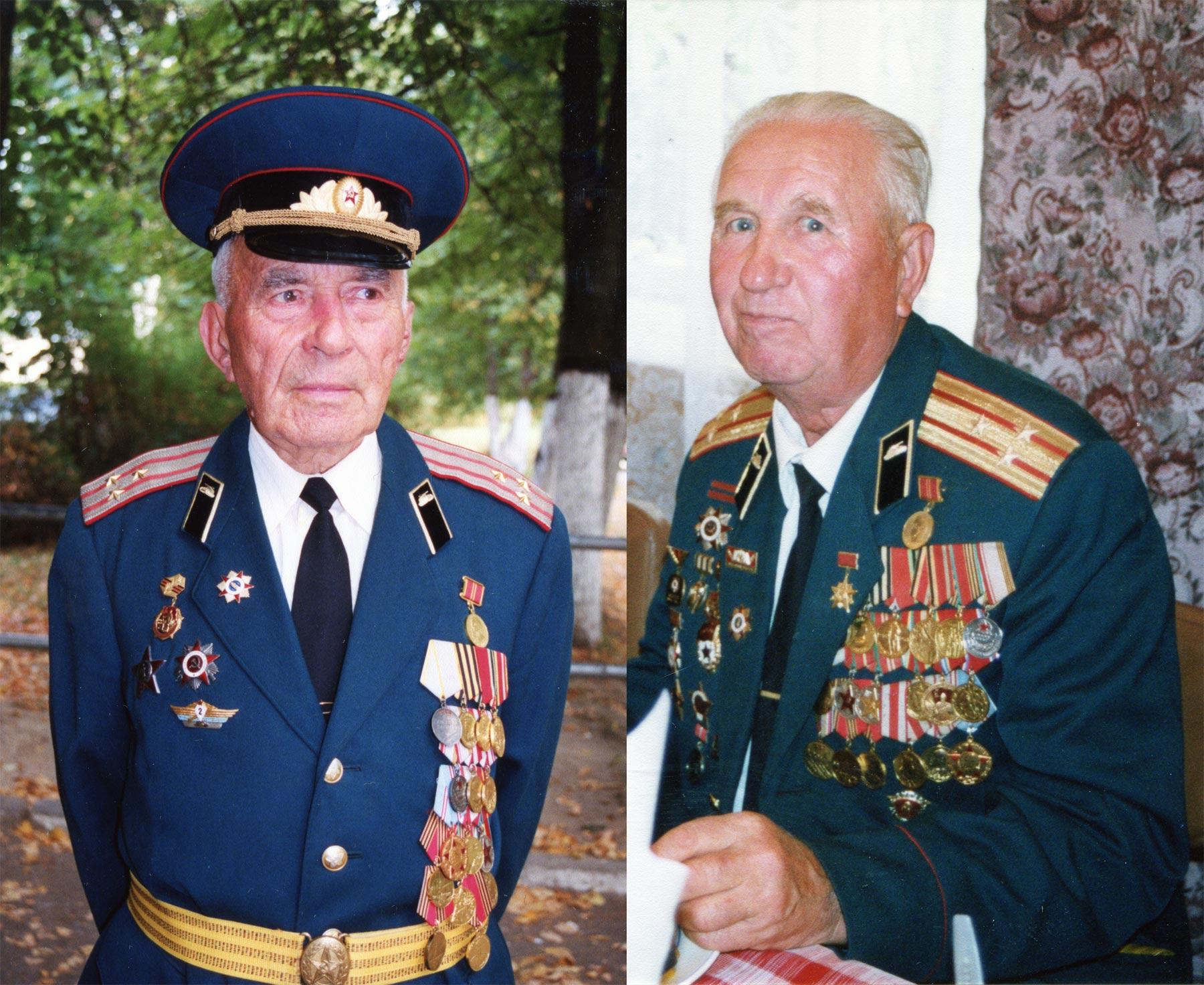 ветераны танкисты
