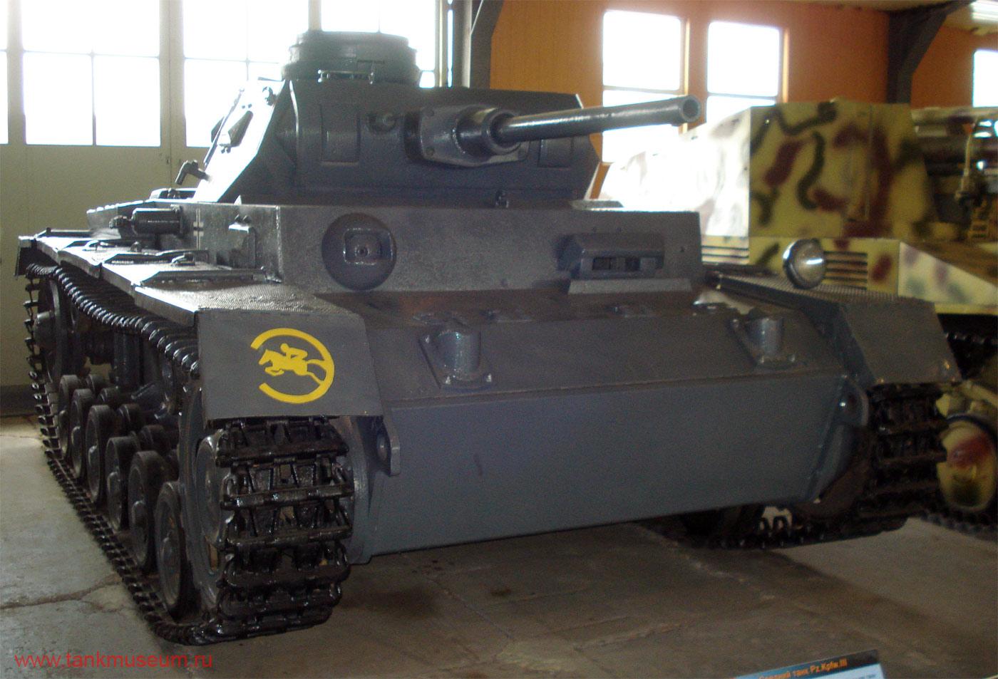 Немецкий средний танк Т-III