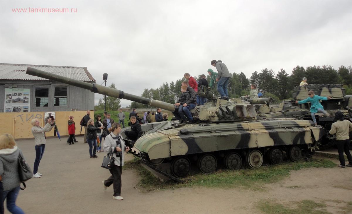 День танкиста-2014