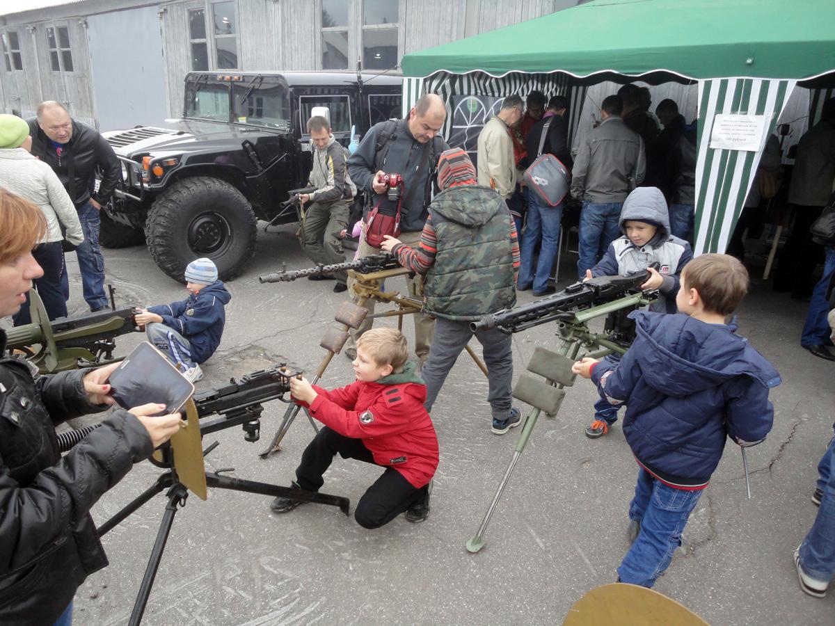 день танкиста 2014