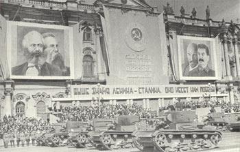 first soviet tanks