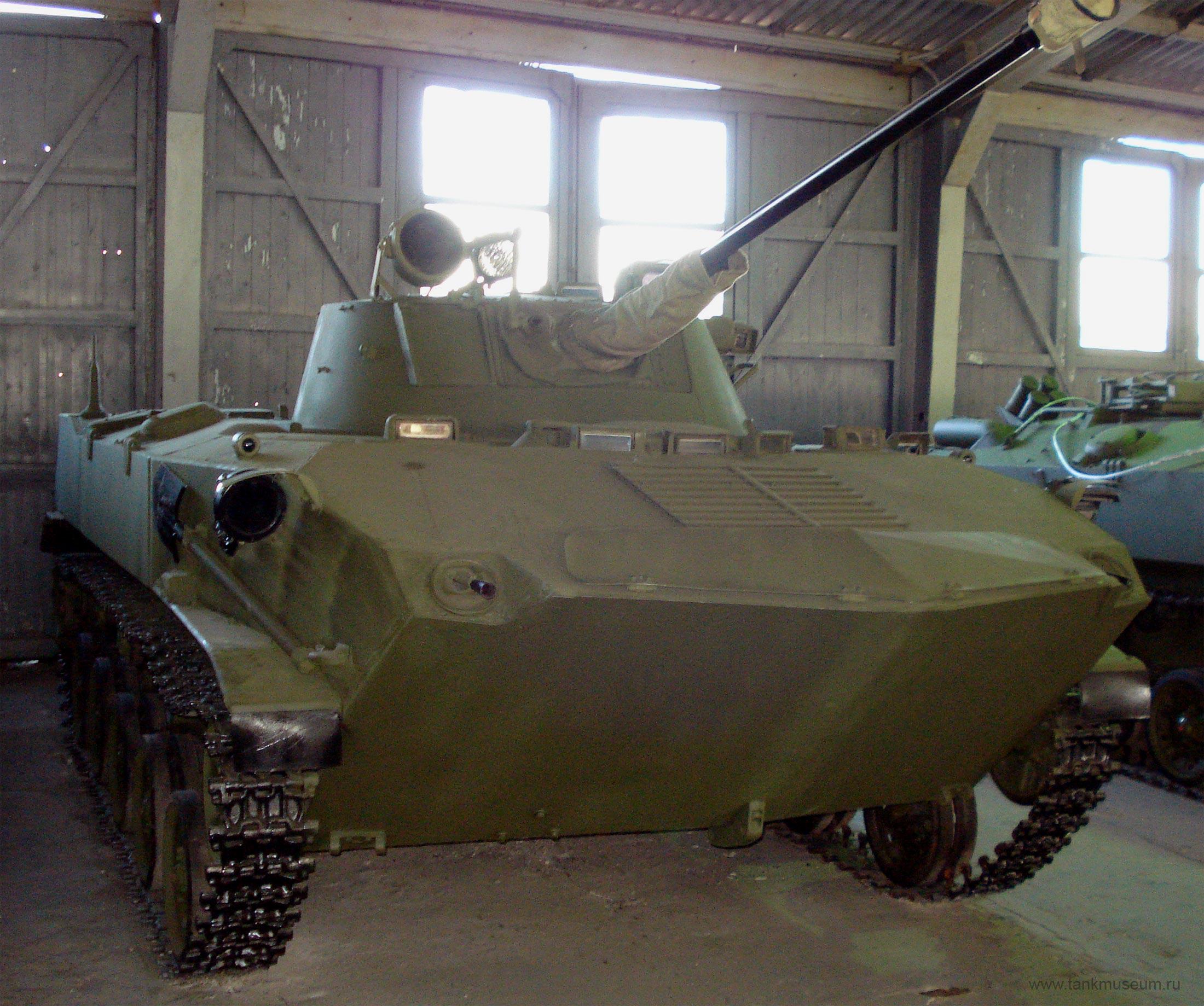 "Боевая машина десанта БМД-2 ""Объект 916К"" (СССР)"
