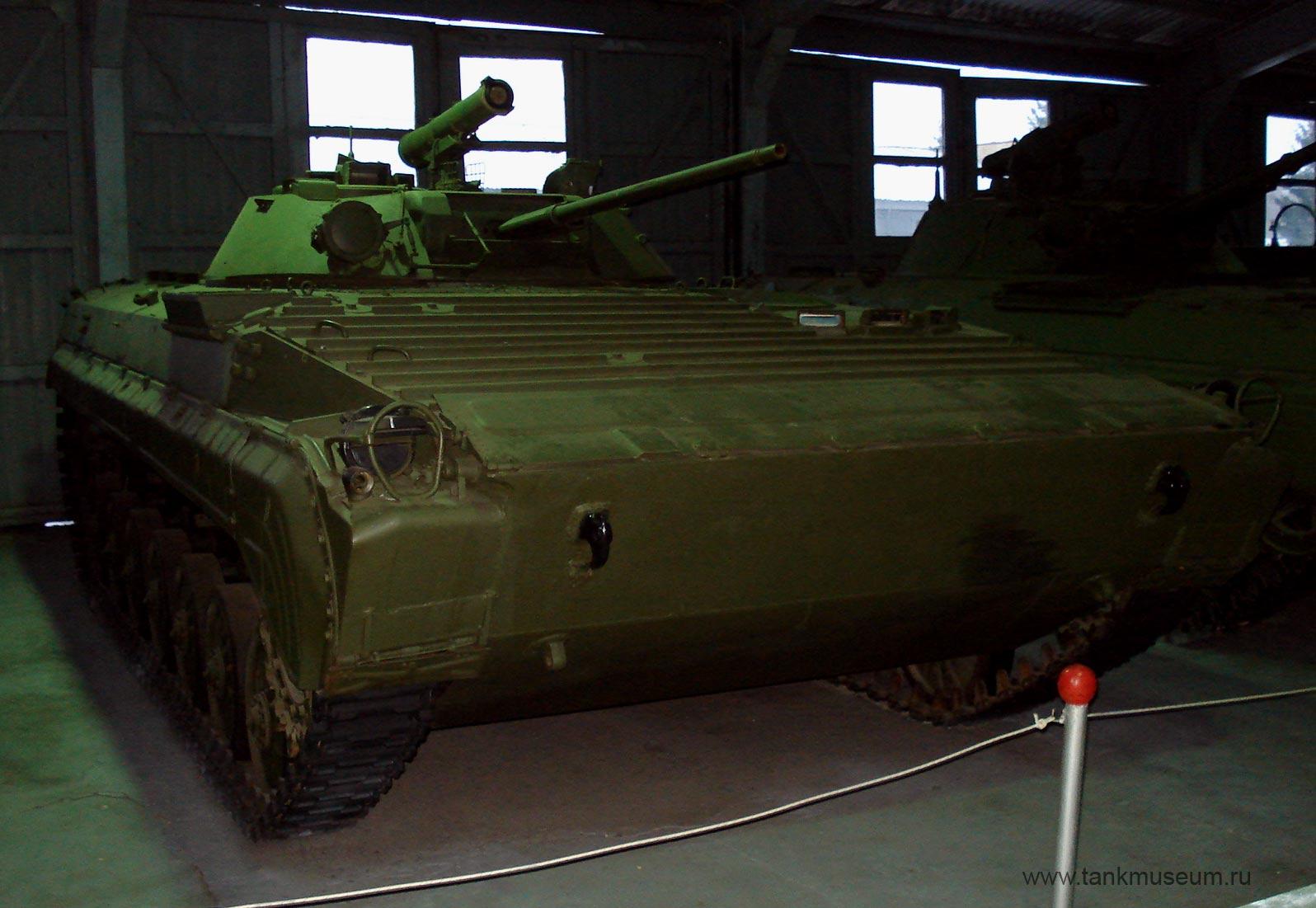 Боевая машина пехоты, Объект 768