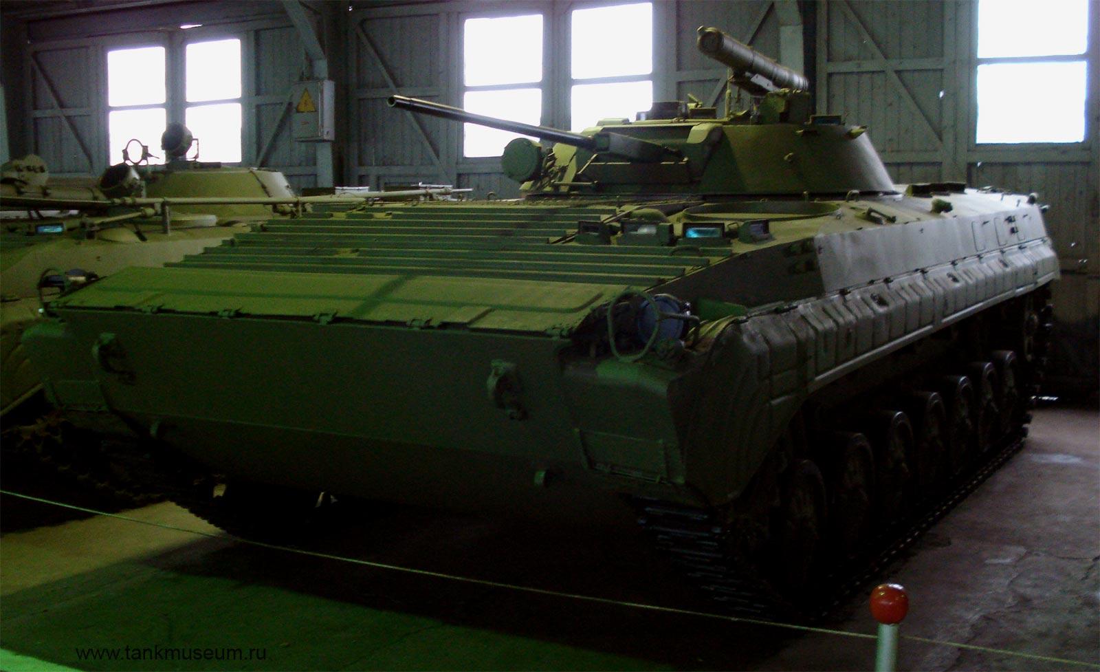 Боевая Машина Пехоты объект 769, танковый музей Кубинка