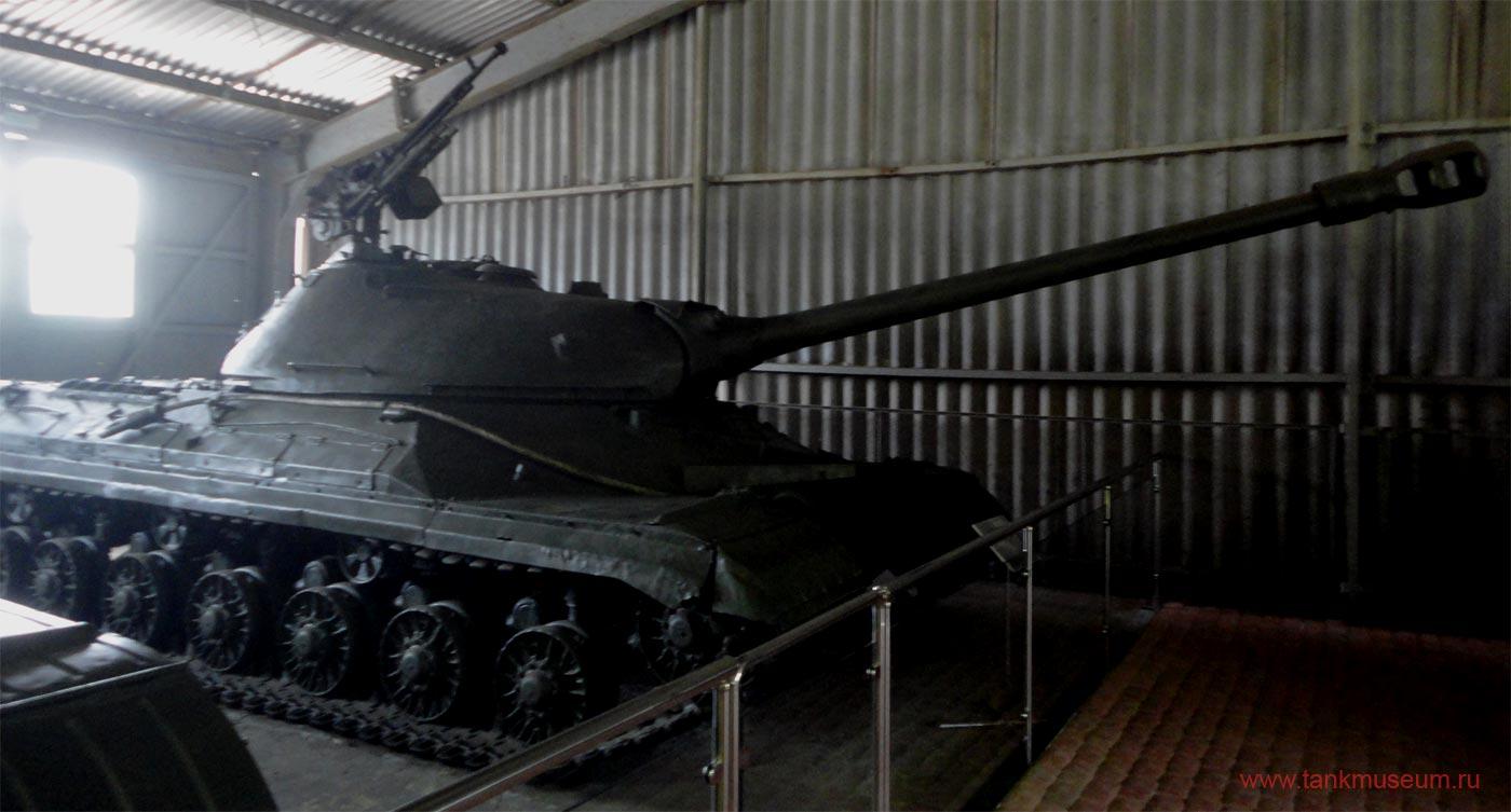 танковый музей Кубинка советский тяжелый танк Т-10
