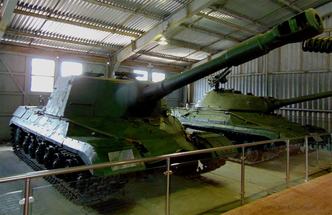 танковый музей Кубинка самоходная установка СУ-152