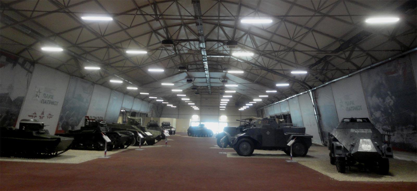 Kubinka Patriot park tank museum