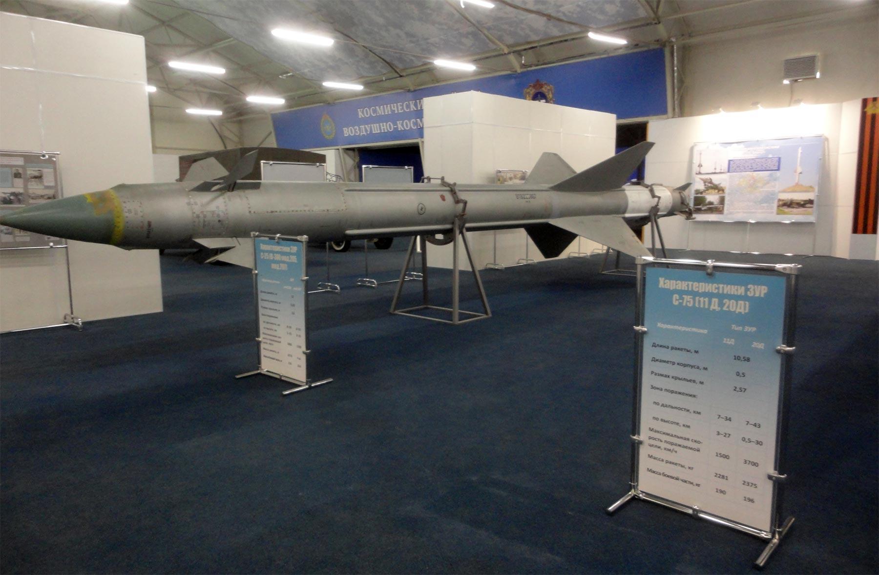 Patriot park Kubinka anti-aircraft systems